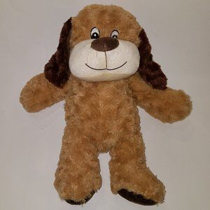 Pacific Coast Brown Puppy Dog Plush Squeaker
